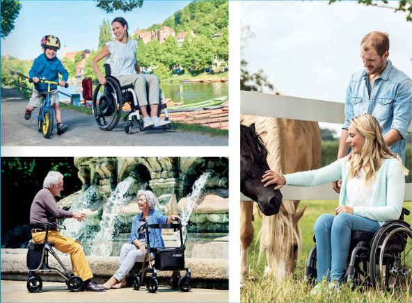 Mobilität & Pflege