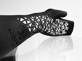 Handorthese 3d-printing by Schlather