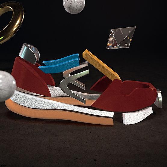 Schuhkomponenten