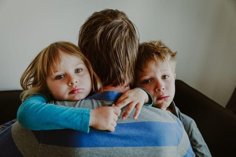 úzkostné poruchy u detí