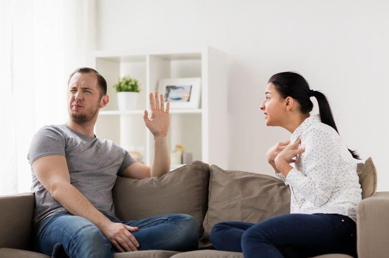 konflikty vo vzťahoch