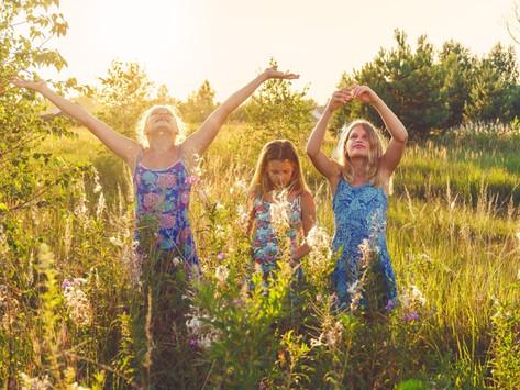 Nemajú deti letný program? Skúste spolu 10 mindfulness aktivít