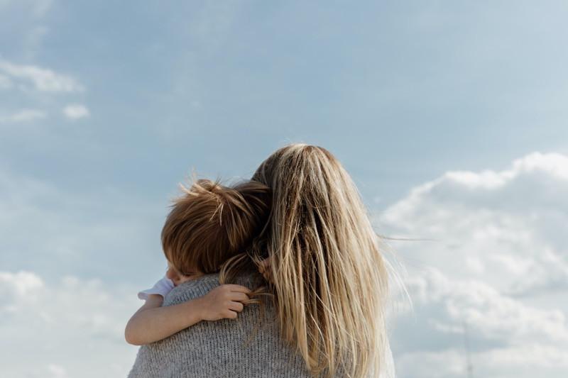 materstvo odvaha