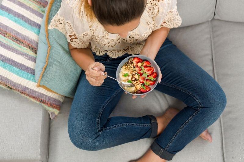 dbajte o svoje telo, zdravá strava a cvičenie