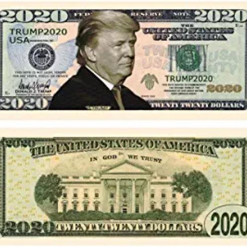 American Art Classics Donald Trump 2020