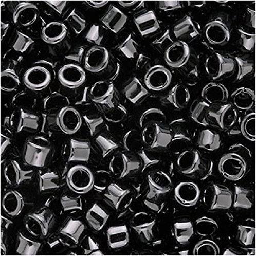 Miyuki Delica 11/0 - Opaque Black