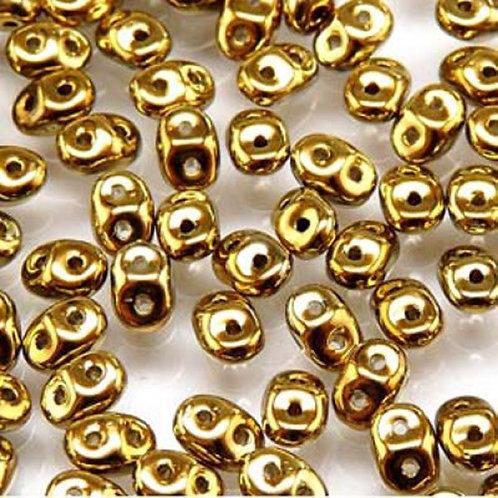 Matubo Superduo Beads - Full Amber