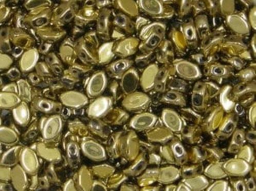 Paros Par Puca Beads - Full Dorado 5g