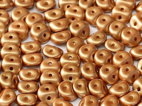 Czech ES-O Beads - Pastel Amber 9g