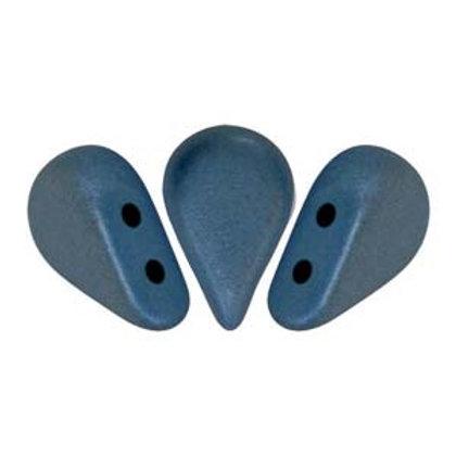 Amos Par Puca by Les Perles Par Puca -Metallic Matte Dark Blue 8g