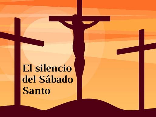 Día 27 - El silencio del Sábado Santo
