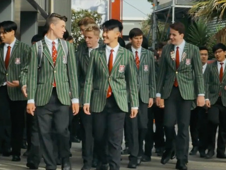 Por qué un colegio solo para chicos
