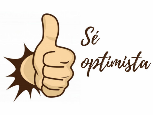 Día 29 - Sé optimista