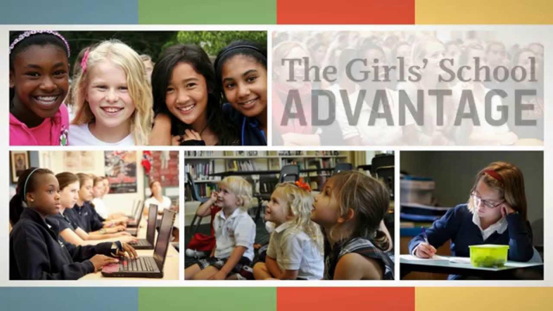 Las ventajas de las escuelas femeninas