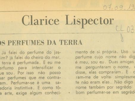 O Perfume de Clarice