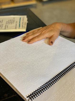 Em braille, O Poder Curativo dos Óleos Essenciais