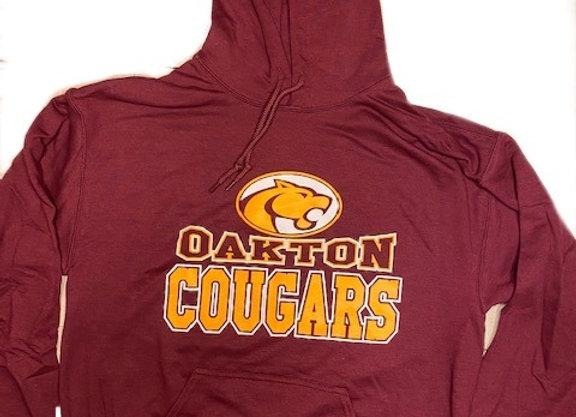 Oakton Cougars Hoodie