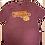 Thumbnail: Oakton Cougars Burgandy SOFTee