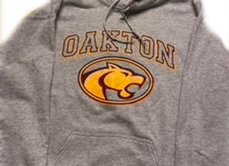 Classic Grey Oakton Hoodie