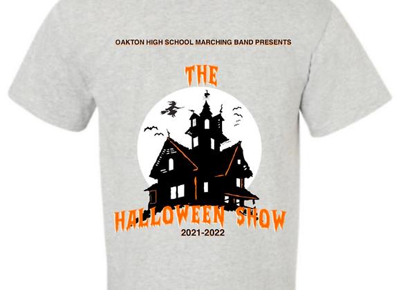 21-22 Halloween Show Shirt