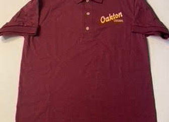 Maroon Dry Blend Polo