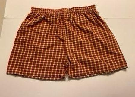 Flannel B&G Shorts