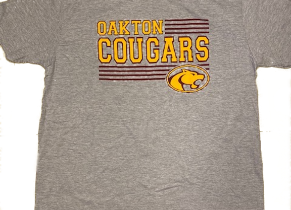 Oakton Cougars Tee