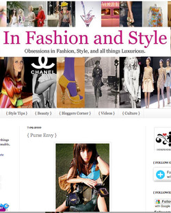 In Fashion and Style