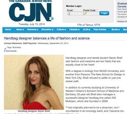 Canadian Jewish News 2013