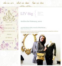Liv Blog