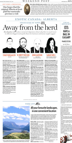 The National Post 2011