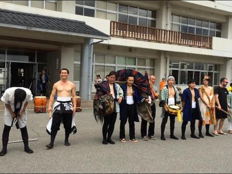 津幡町立井上小学校サマーフェスティバル