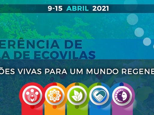 Congresso online gratuito da Rede Global de Ecovilas