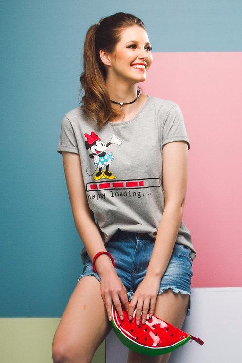 Blusa Minnie Mouse
