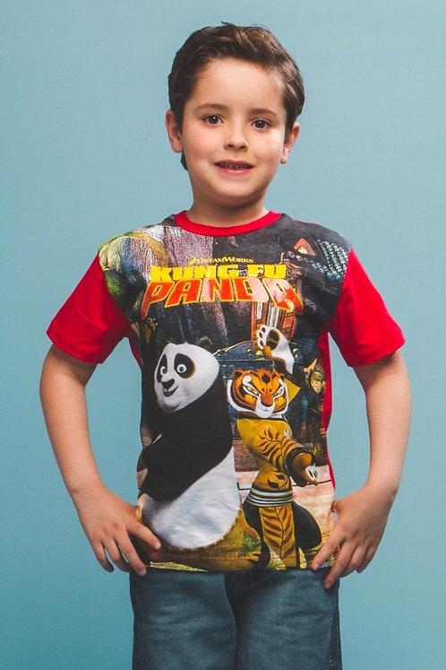 Camiseta Kung Fu Panda