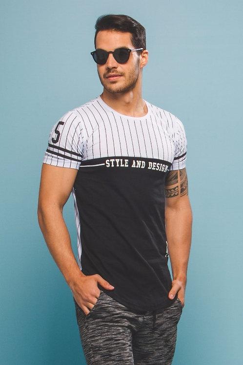 Camiseta ''Style and Design''