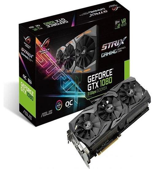 ASUS ROG STRIX-GTX1080-08G-11GBPS
