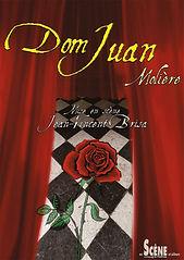 Affiche Dom Juan e Molière