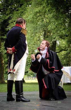 Napoléon et Murat