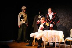 Napoléon, Murat et le Mamelouk Ali