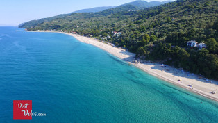 Οι 35 παραλίες του Πηλίου από ψηλά (53 φωτογραφίες)