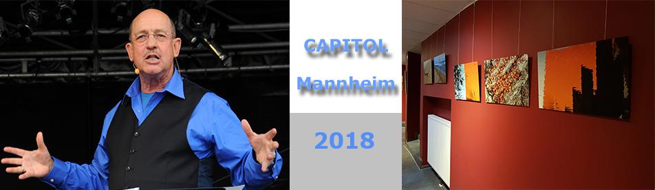 Casino Capitol Mannheim Hans Peter Schwobel Karibische Krieger