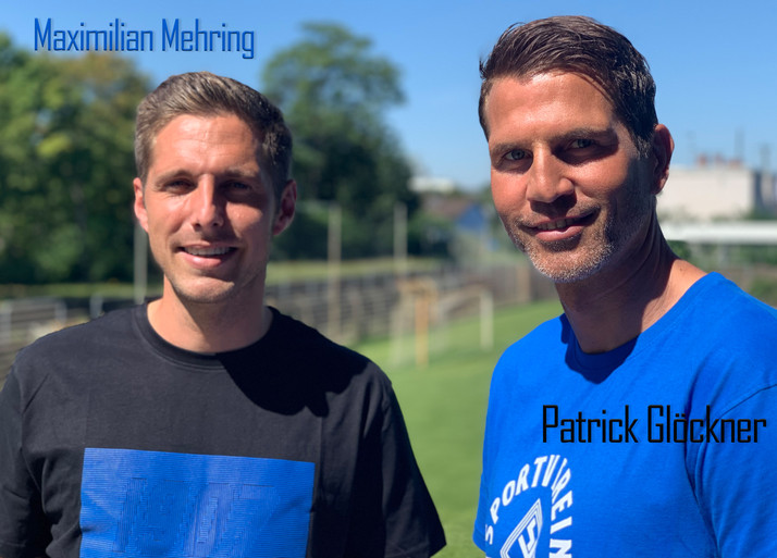 Maximilian Mehring wird Co-Trainer beim SV Waldhof Mannheim