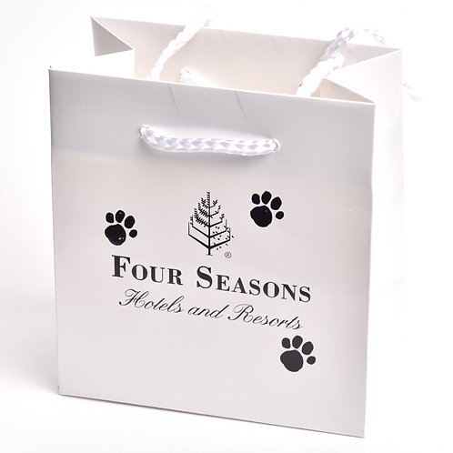 Four Seasons Branded Gift Bags (50PK)