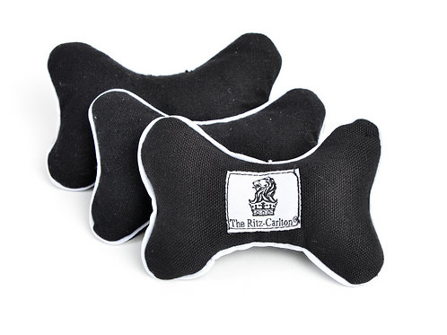 Ritz-Carlton Branded Plush Bone Toys (50PK)