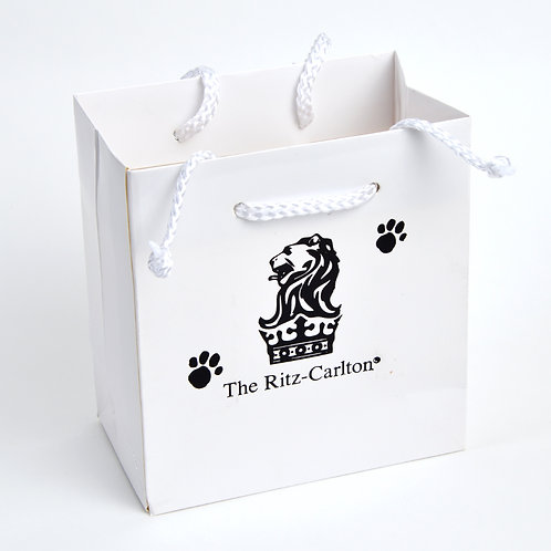 Ritz-Carlton Branded Gift Bags (50PK)