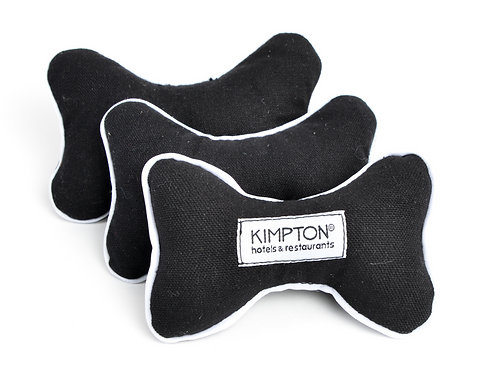 Kimpton Branded Plush Bone Toys (50PK)