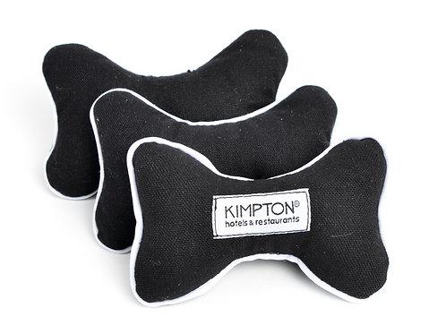 Kimpton Branded Plush Bone Toys (50PK)