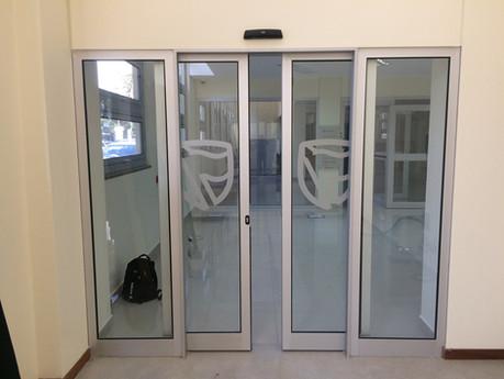 DORMA automatic doors