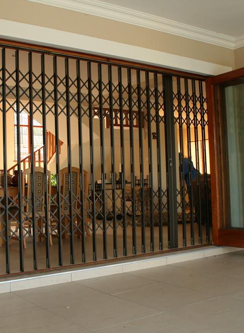 XPANDA Sliding Security Gates